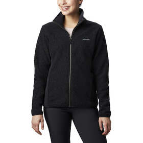 Columbia Panorama Full Zip Jacket Women, black